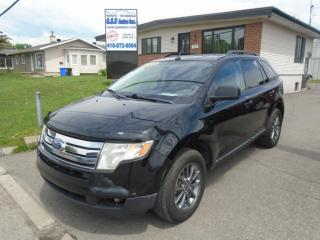 Used 2008 Ford Edge SEL for sale in Ancienne Lorette, QC