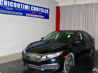 Used 2017 Honda Civic for sale in Chicoutimi, QC