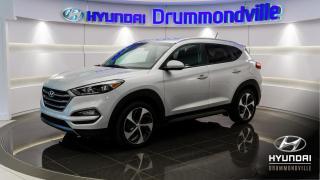 Used 2016 Hyundai Tucson AWD PREMIUM 1.6T + GARANTIE + MAGS 19PO for sale in Drummondville, QC