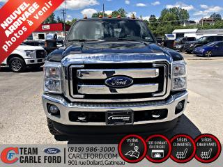 Used 2016 Ford F-250 Ford F-250 LARIAT 2016, Diesel, Toit ouv for sale in Gatineau, QC