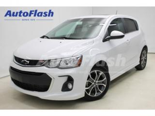 Used 2018 Chevrolet Sonic Rs 1.4l Turbo Toit for sale in St-Hubert, QC