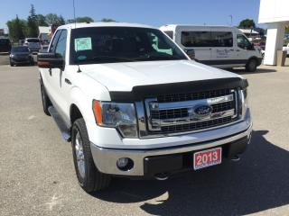 Used 2013 Ford F-150 XTR | 4X4 | Local Trade | Bluetooth for sale in Harriston, ON