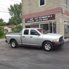 Used 2012 RAM 1500 ST - TRX4 for sale in Windsor, ON