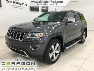 Used 2015 Jeep Grand Cherokee Ltd 4x4 Demarreur for sale in Cowansville, QC