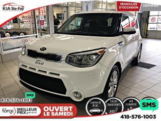 Used 2016 Kia Soul Ex+ Mags Cruise for sale in Québec, QC