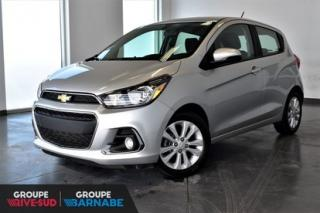 Used 2018 Chevrolet Spark LT AUTOMATIQUE || APPLE CARPLAY ANDROID || A/C || LT AUTOMATIQUE || APPLE CARPLAY ANDROID || A/C || for sale in Brossard, QC