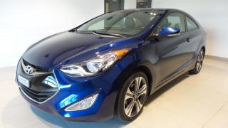 Used 2013 Hyundai Elantra Coupé 2 portes boîte automatique SE for sale in St-Raymond, QC
