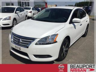 Used 2014 Nissan Sentra 1.8 S CVT ***15 300 KM*** for sale in Beauport, QC