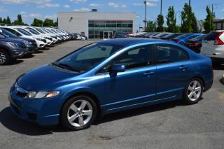 Used 2009 Honda Civic Sport *** un seul propriétaire*** for sale in Longueuil, QC