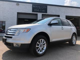 Used 2010 Ford Edge SEL Heated Seats AWD Certified for sale in Guelph, ON