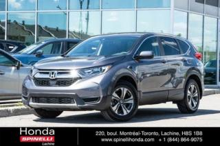 Used 2017 Honda CR-V Lx Awd Awd Mags for sale in Lachine, QC