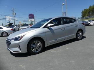 Used 2019 Hyundai Elantra Preferred BA avec ensemble Soleil et séc for sale in St-Georges, QC