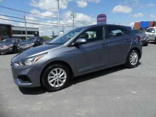 Used 2019 Hyundai Accent Preferred 5 portes BA for sale in St-Georges, QC