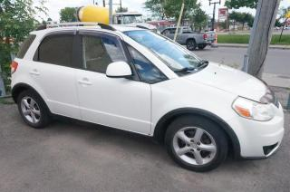 Used 2007 Suzuki SX4 5DR HB JLX AWD for sale in Mascouche, QC