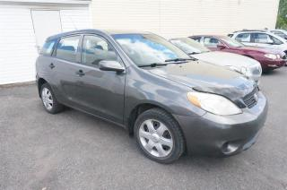 Used 2005 Toyota Matrix for sale in Mascouche, QC