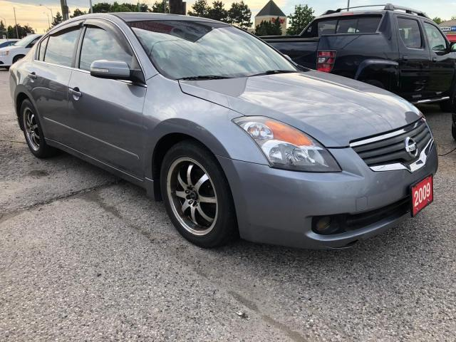 2009 Nissan Altima SE, LEATHER, BLUETOOTH, 3 YR WARRANTY, CERTIFIED