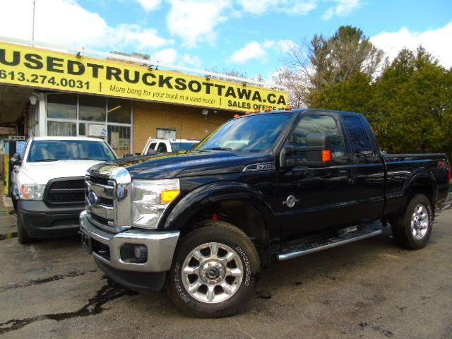 2013 Ford F-350 6.7 Powerstroke Turbo Diesel