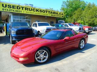 Used 1998 Chevrolet Corvette C5 RWD Manual for sale in Ottawa, ON