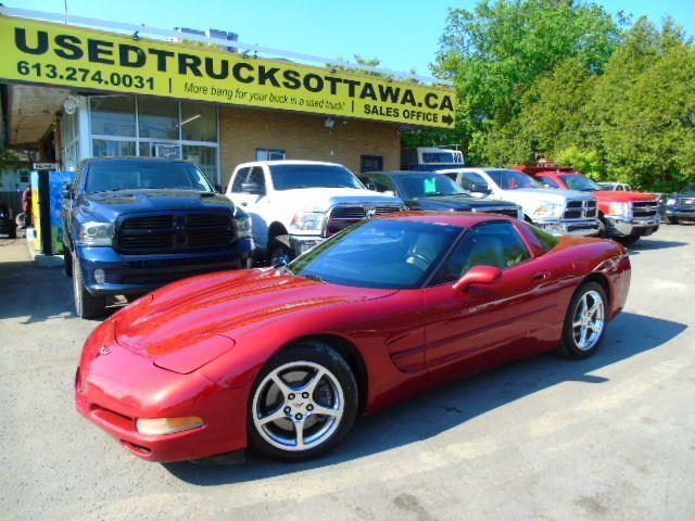 1998 Chevrolet Corvette C5 RWD Manual