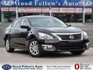 Used 2015 Nissan Altima S MODEL, REARVIEW CAMERA, POWER SEATS for sale in Toronto, ON