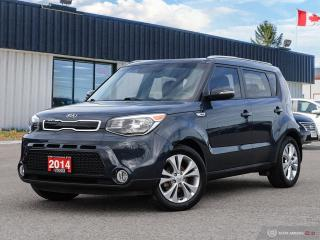 Used 2014 Kia Soul EX+ for sale in Barrie, ON