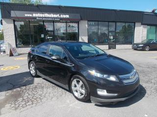 Used 2015 Chevrolet Volt for sale in St-Hubert, QC