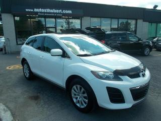 Used 2010 Mazda CX-7 GS **CUIR + TOIT OUVRANT** for sale in St-Hubert, QC