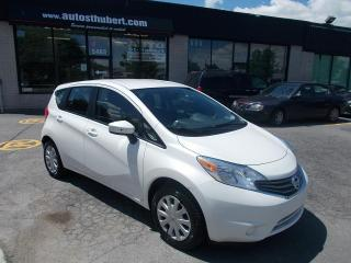 Used 2015 Nissan Versa Note ** UNE AUBAINE ** for sale in St-Hubert, QC