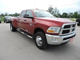 Used 2010 Dodge Ram 3500 SLT. Diesel. 4X4. Only 98000 km for sale in Gorrie, ON