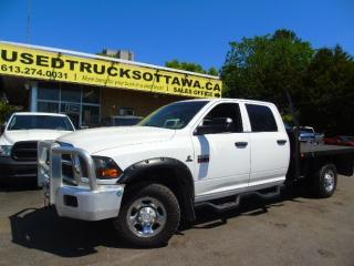 Used 2011 RAM 3500 6.7 Cummins Diesel with 6 Speed for sale in Ottawa, ON