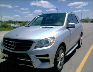 Used 2012 Mercedes-Benz M-Class ML 350 BlueTEC| NAVI|BACK-UP CAMERA|BT for sale in Cambridge, ON