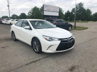 Used 2015 Toyota Camry SE for sale in Komoka, ON
