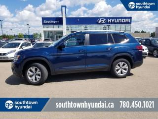 Used 2018 Volkswagen Atlas COMFORTLINE/AWD/BACK UP CAMERA/LEATHER/HEATED SEATS for sale in Edmonton, AB