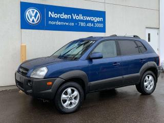 Used 2007 Hyundai Tucson GL V6 4WD - ALLOY WHEELS / PWR PKG for sale in Edmonton, AB