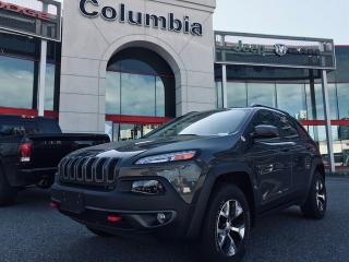 Used 2018 Jeep Cherokee TRLHWK for sale in Richmond, BC