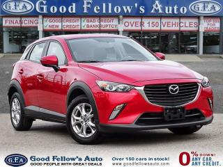 Used 2016 Mazda CX-3 GS MODEL, 4 CYL, FWD, SKYACTIV, HEATED FRONT SEATS for sale in Toronto, ON