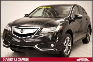 Used 2018 Acura RDX Elite Gps Cert for sale in Montréal, QC