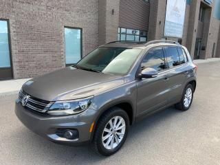 Used 2012 Volkswagen Tiguan COMFORTLINE 4Motion for sale in St-Eustache, QC