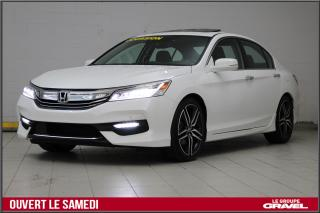 Used 2017 Honda Accord Touring for sale in Montréal, QC