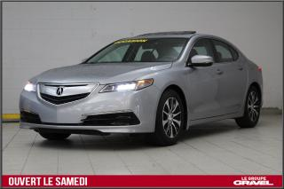 Used 2017 Acura TLX Tech Gar. for sale in Montréal, QC