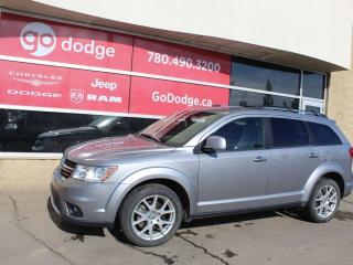 Used 2017 Dodge Journey GT AWD / Back Up Camera for sale in Edmonton, AB