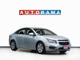 Used 2015 Chevrolet Cruze LT Bluetooth WiFi Hotspot for sale in Toronto, ON