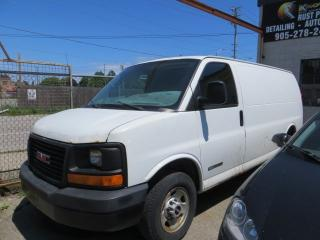 Used 2006 GMC Savana 2500 CARGO, 2500 for sale in Mississauga, ON