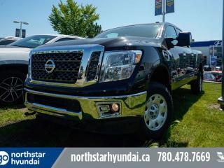 Used 2018 Nissan Titan XD SV XD CREWCAB/BACKUPCAM/PUSHBUTTON/BLUETOOTH for sale in Edmonton, AB