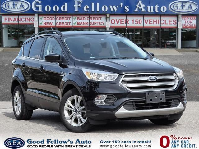 2017 Ford Escape SE MODEL, 1.5 ECO, REARVIEW CAMERA, HEATED SEATS