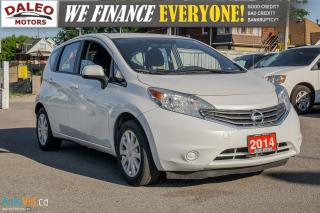 Used 2014 Nissan Versa Note S for sale in Hamilton, ON