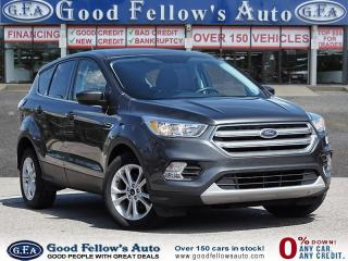 Used 2017 Ford Escape SE MODEL, REARVIEW CAMERA, HEATED SEATS, 1.5 LITER for sale in Toronto, ON