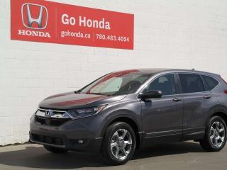 New 2019 Honda CR-V EX for sale in Edmonton, AB