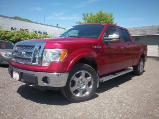 Used 2010 Ford F-150 Lariat for sale in Oshawa, ON