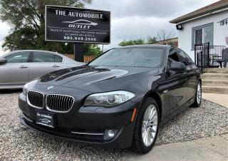 Used 2011 BMW 535xi 535i xDrive AWD LEATHER SUNROOF NO ACCIDENT for sale in Mississauga, ON
